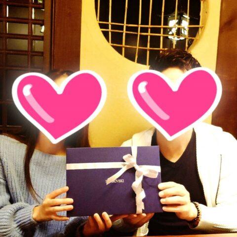 ☆運命のお見合いから3カ月で成婚退会!美男美女カップル誕生ーー!☆